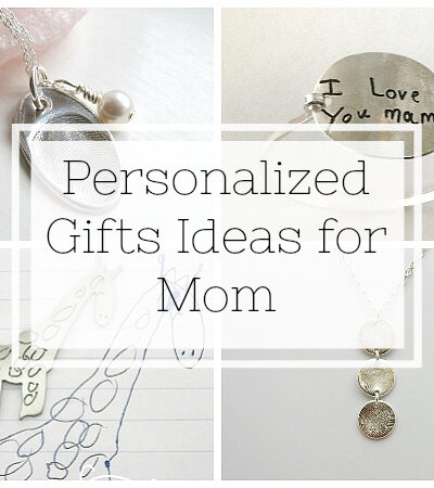 Personalized gift ideas that any mom will love.