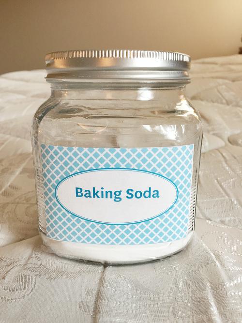 Baking Soda: Needed to Clean Mattress