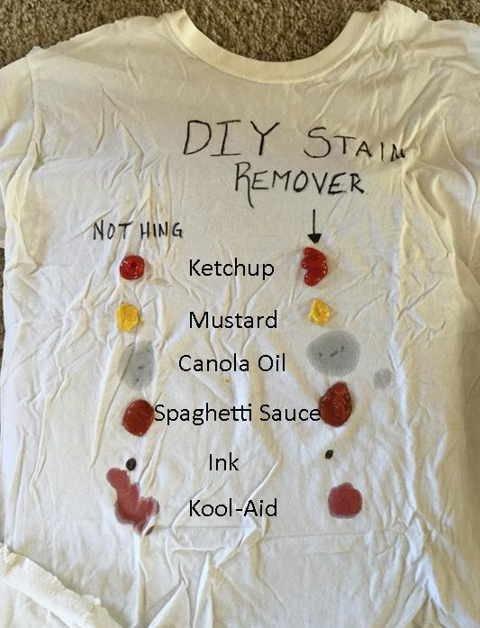 DIY Stain Removal
