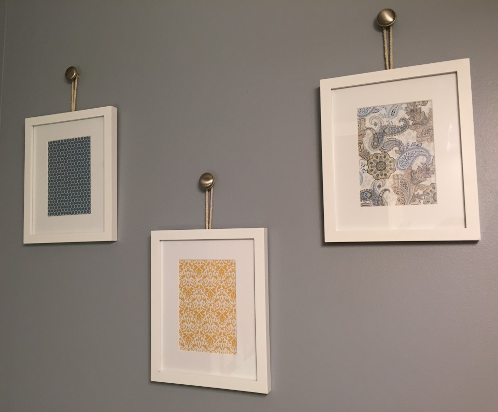Hanging Frames From S