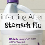 Cleaning Tip Tuesday: Disinfecting After The Stomach Flu