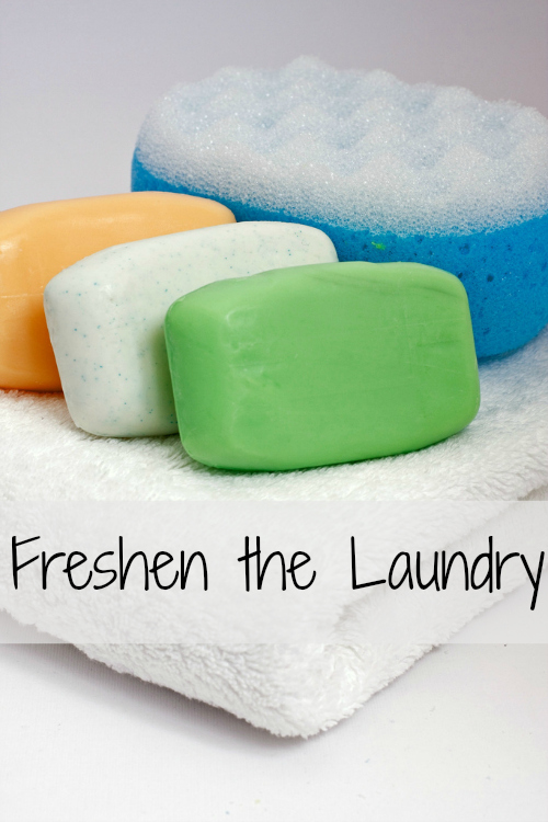 Mildew smell on your towels? There's an easy way to wash to wash out that unpleasant odor.