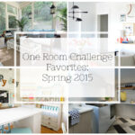 Amazing One Room Challenge Makeovers: Spring 2015