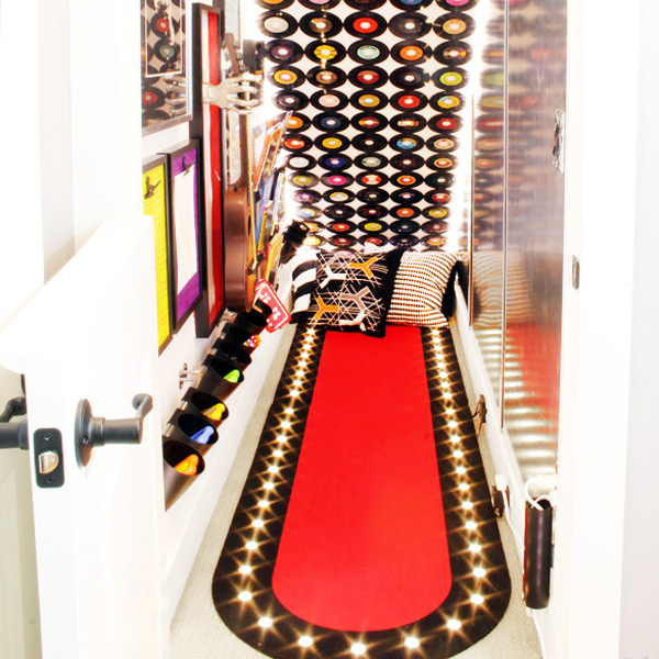 Rock and Roll Playroom by Blue i Style