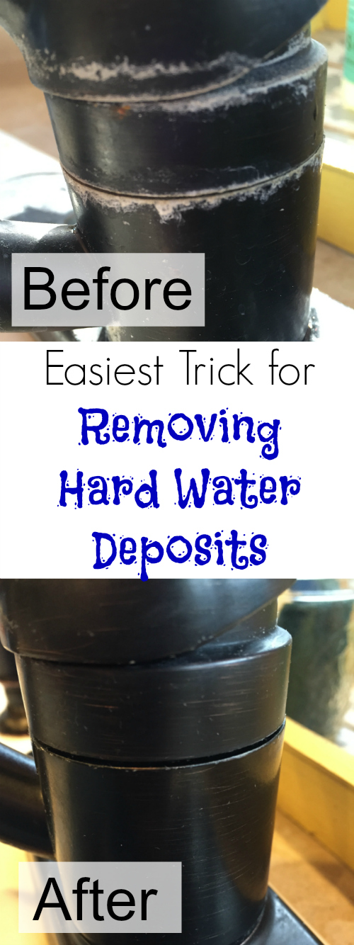 Cleaning Tip Tuesday: Removing Hard Water Stains - Lemons ...