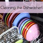 Cleaning Tip Tuesday: Cleaning the Dishwasher!