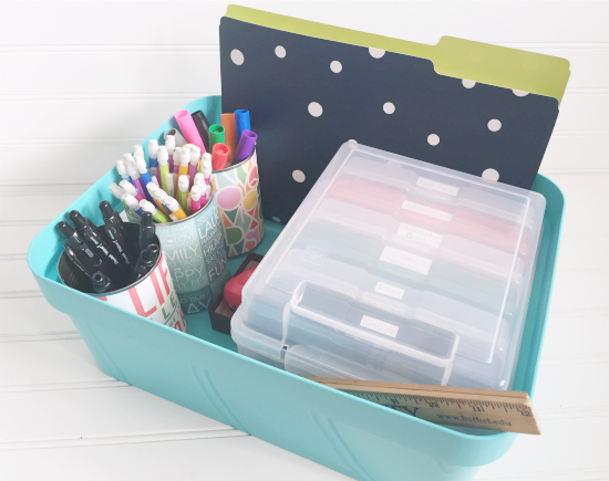 Back to School: Homework Organization