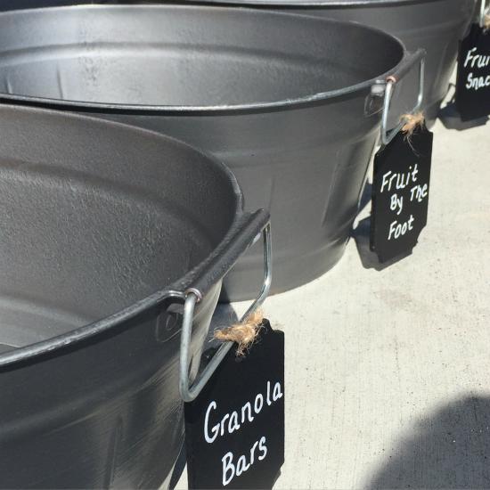 DIY Food Storage