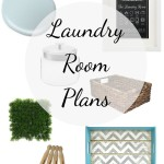 "$100 ""One Room Challenge"": Plans for the Laundry Closet"