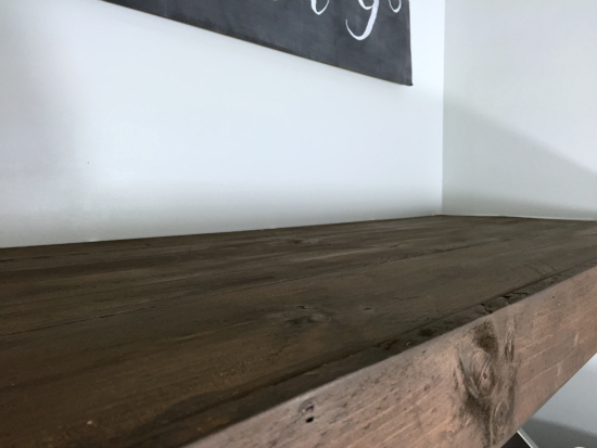 Wood Shelf Overlay