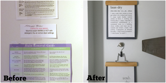 Printables Before and After