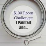 $100 Room Challenge: I Painted… and Found the Perfect Window (Almost)