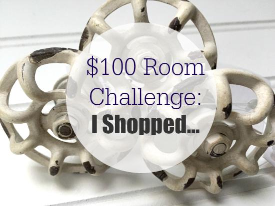 $100 Room Challenge: Week 2