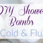 DIY Shower Bombs