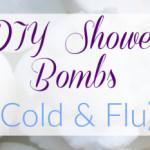 DIY Shower Bombs