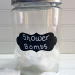 DIY Shower Bombs for Cold and Flu Season