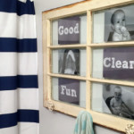 $100 Kids Bathroom Makeover