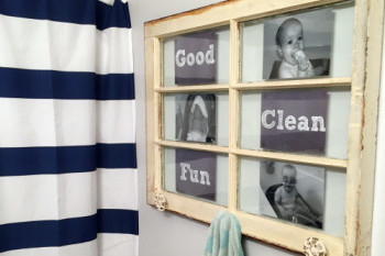$100 Kids' Bathroom Makeover: The Reveal