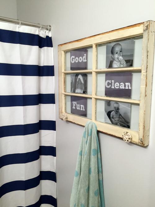 Kids Bathroom Reveal