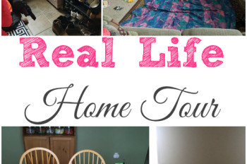 Real Life Home Tour