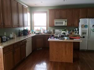 Real Life Home Tour: Kitchen