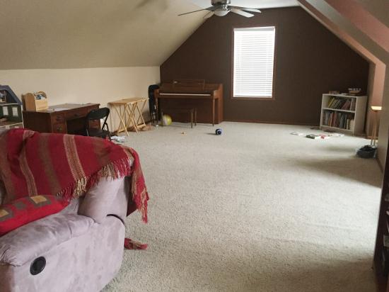 Real Life Home Tour: Playroom