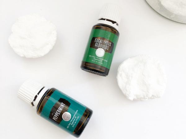 Easy homemade DIY Shower Bomb Recipe