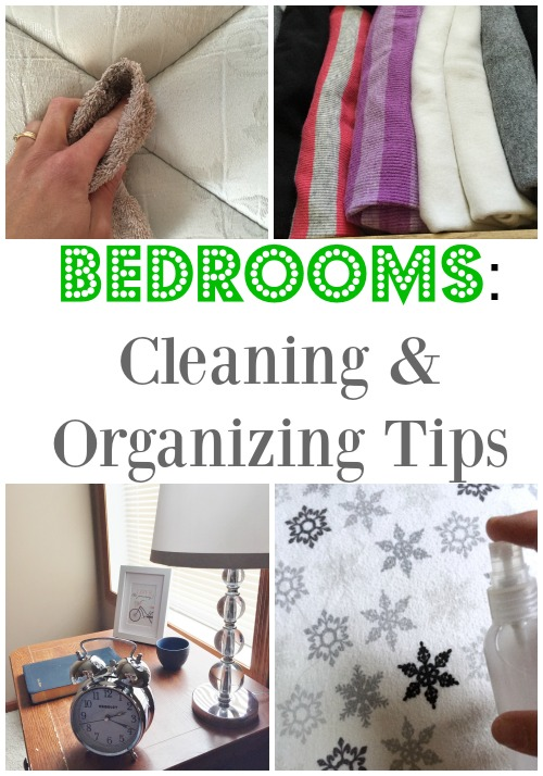 Cleaning tip tuesday cleaning organizing the bedroom - How to clean and organize a bedroom ...