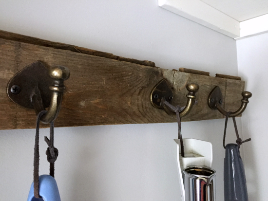 Cleaning Closet Reveal: DIY Cleaning Tools Holder