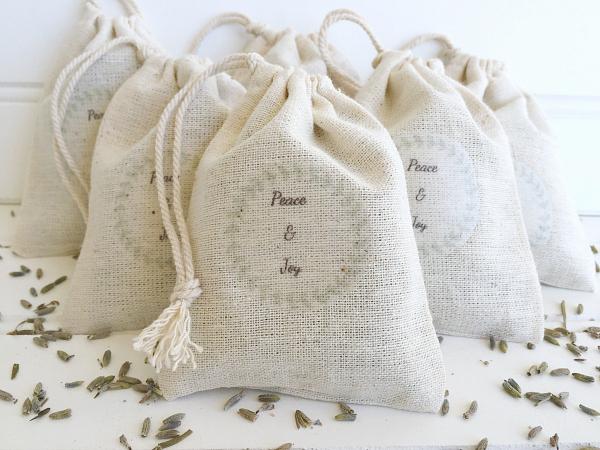 Easy to Make Lavender Sachets