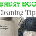 Cleaning Tip Tuesday: Cleaning Tips for the Laundry Room