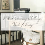 8 Week Cleaning Challenge: Entry