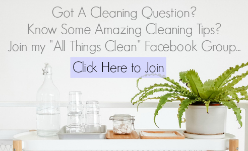 Want More Cleaning Tips? You Can Subscribe Via Email HERE And Never Miss  Out! Social Media More Your Style? Iu0027d Love To Have You Follow Along: