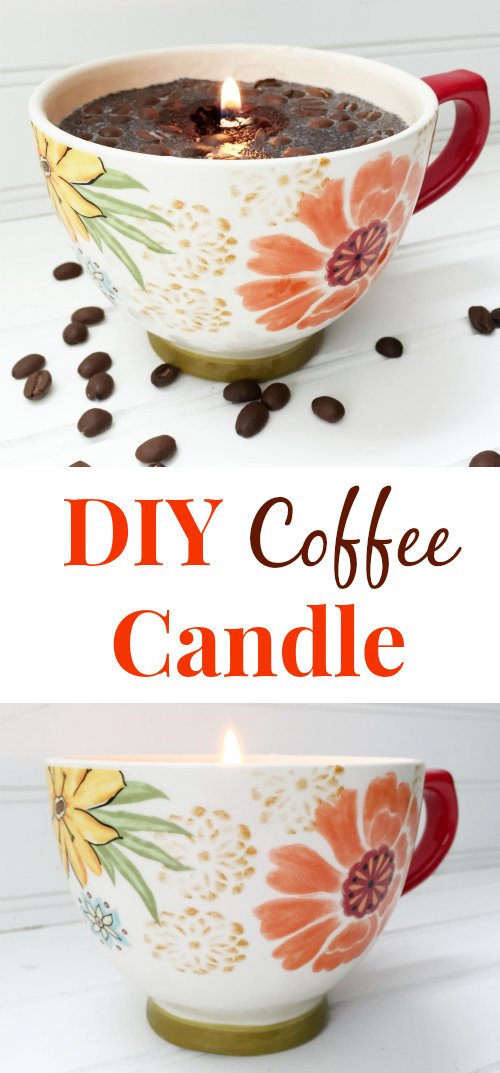 Candles are great way to create an inviting home. Here's how make your own!