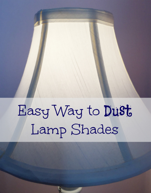 Lovely This Is The Easiest Cleaning Tip Ever. How To Dust Lamp Shades!