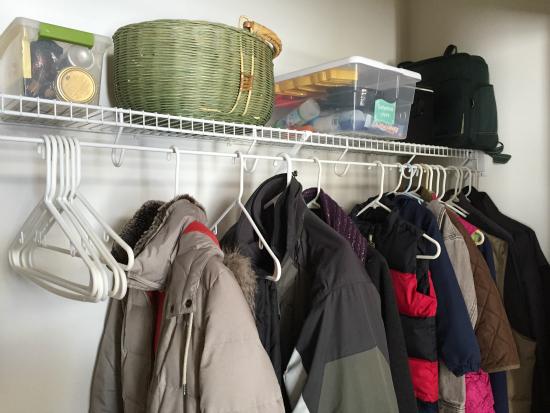 Introducing the Coat Closet