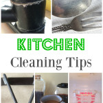 Cleaning Tips for the Kitchen