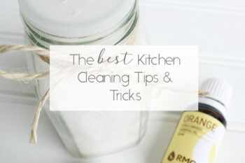 Amazing Kitchen Cleaning Tips