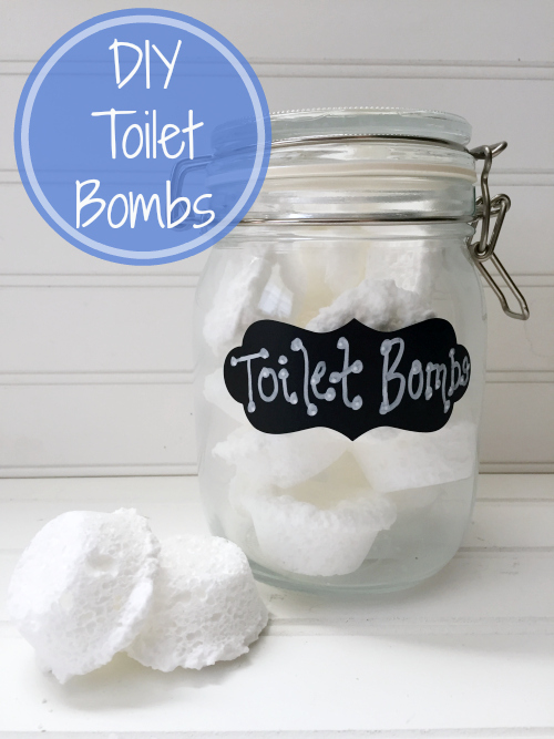 Perfect recipe for DIY Toilet Bombs