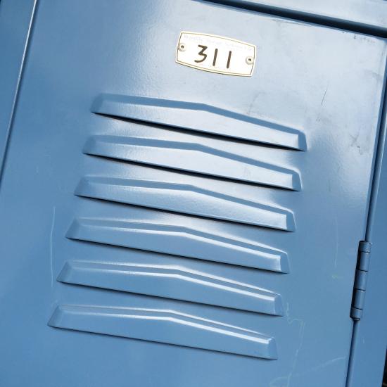 Locker to Dresser