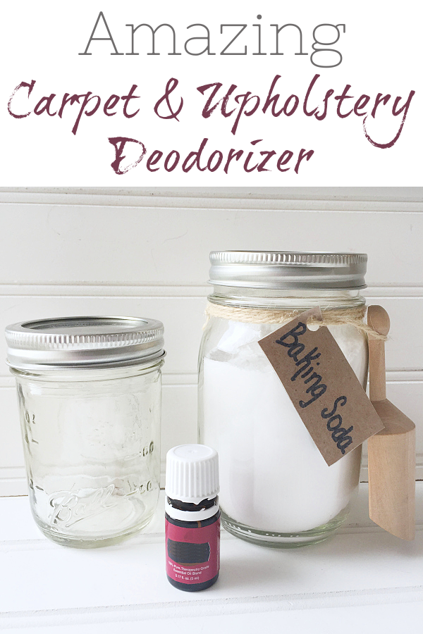 This carpet deodorizer works SO well. Used it when my puppy had an accident on our carpet and this completely took away the odor. Not only can this deodorizer be used on carpets, but also on upholstery!
