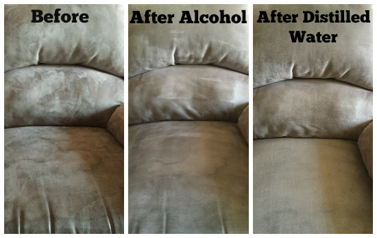 Cleaning Microfiber Couch