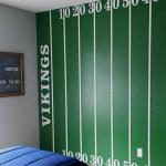 Football Room Reveal