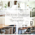 Unbelievable One Room Challenge Reveals: Spring 2016