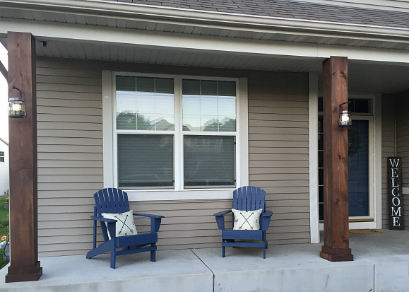 Porch Reveal