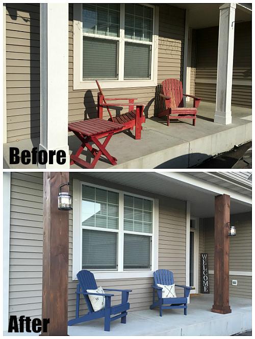 Porch Reveal