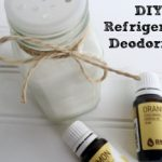 Cleaning Tip Tuesday: DIY Refrigerator Deodorizer