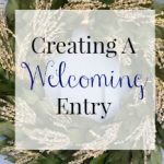 $100 Room Challenge: DIY Barnwood Welcome Sign