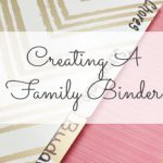 Creating A Family Binder