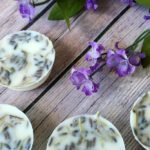 Homemade Rosemary & Lavender Wax Melts